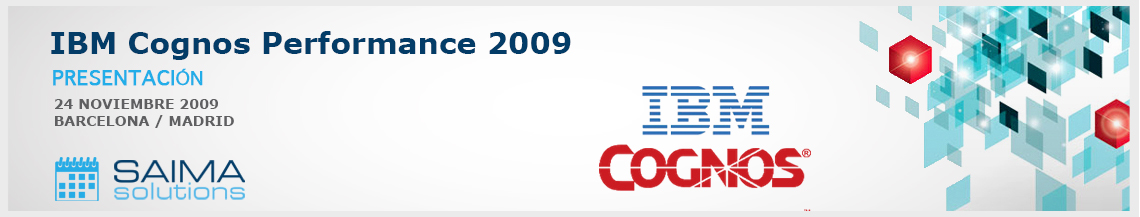 IBM COGNOS 2009