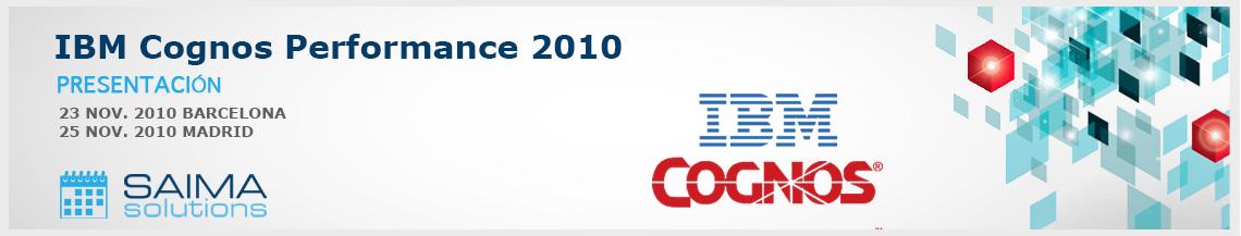 IBM COGNOS 2010