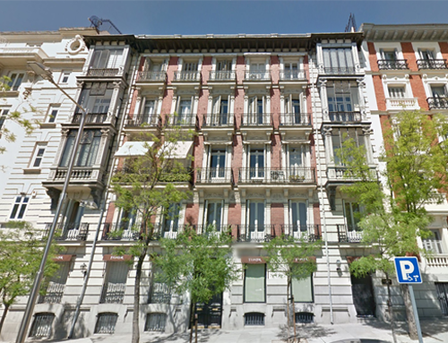 Oficinas Saima Solutions, Madrid
