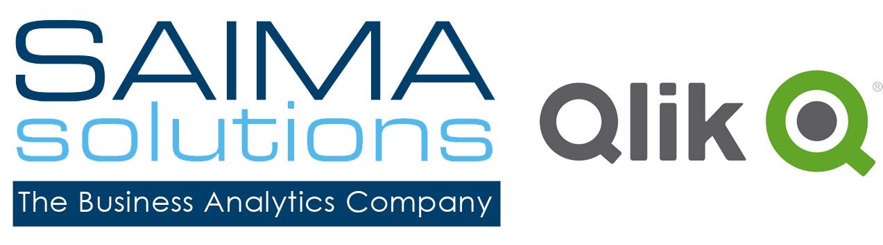 Saima Solutions y QlikView