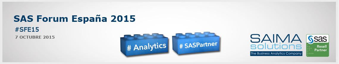 #SFE15 Saima Solutions