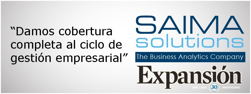 Imagen destacada Saima Solutions y Expansión