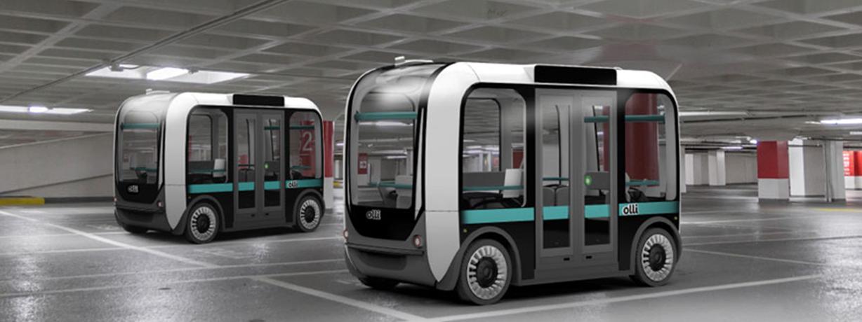 el primer minibus con la tecnología cognitiva IBM Watson