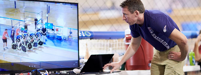 Atletas olímpicos entrenan con IBM Watson