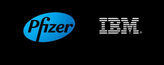 IBM + Pfizer, Watson